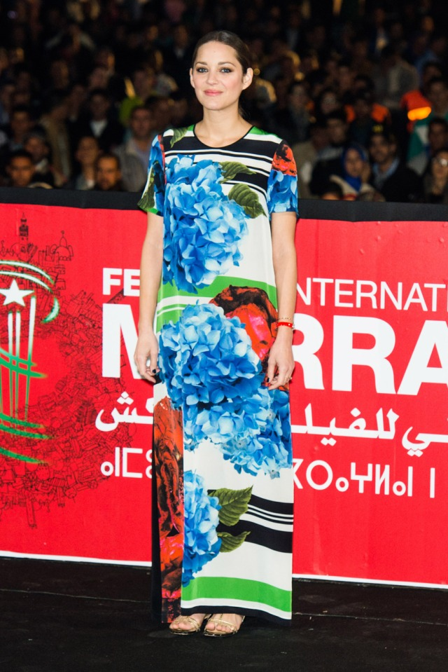 'Public Enemies' Presentation At 13th Marrakech International Film Festival