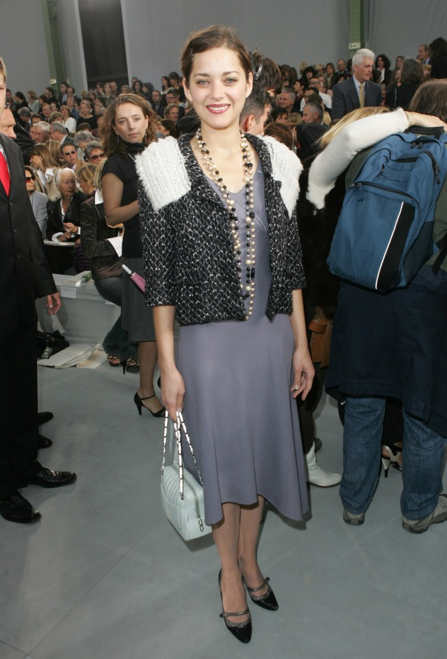 Paris Fashion Week - Pret a Porter Spring/Summer 2006 - Chanel - Front Row