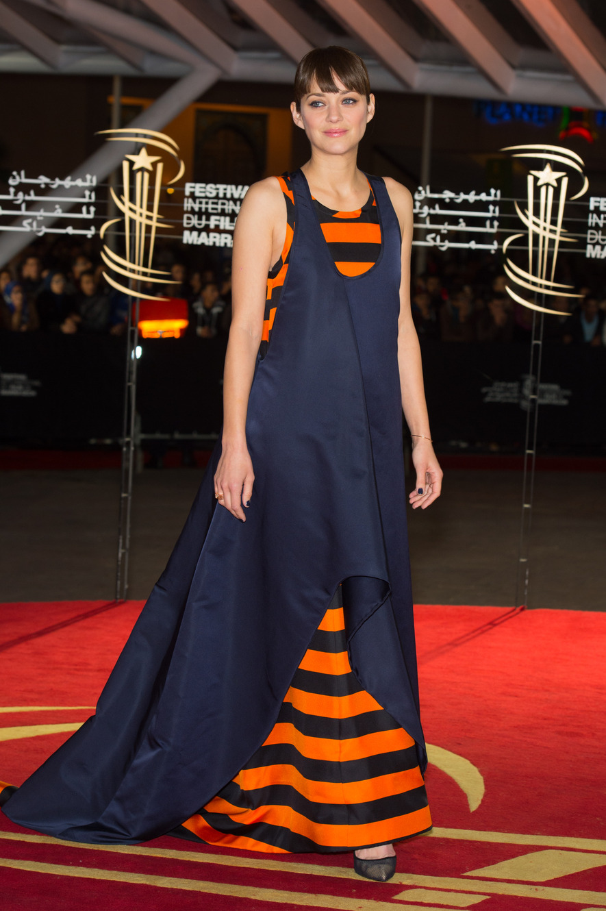 'Waltz With Monica' Photocall At 13th Marrakech International Film Festival
