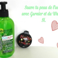 Garnier Pure Active Wasabi Power : le gel fraîcheur...