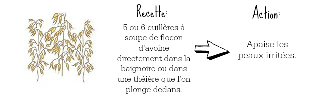 flocon d'avoine
