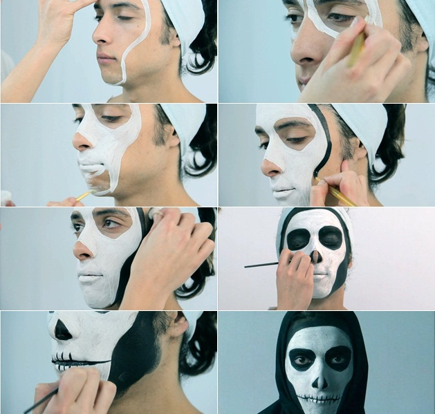 halloween-makeup-tutorial-men-skull-face-step-by-step