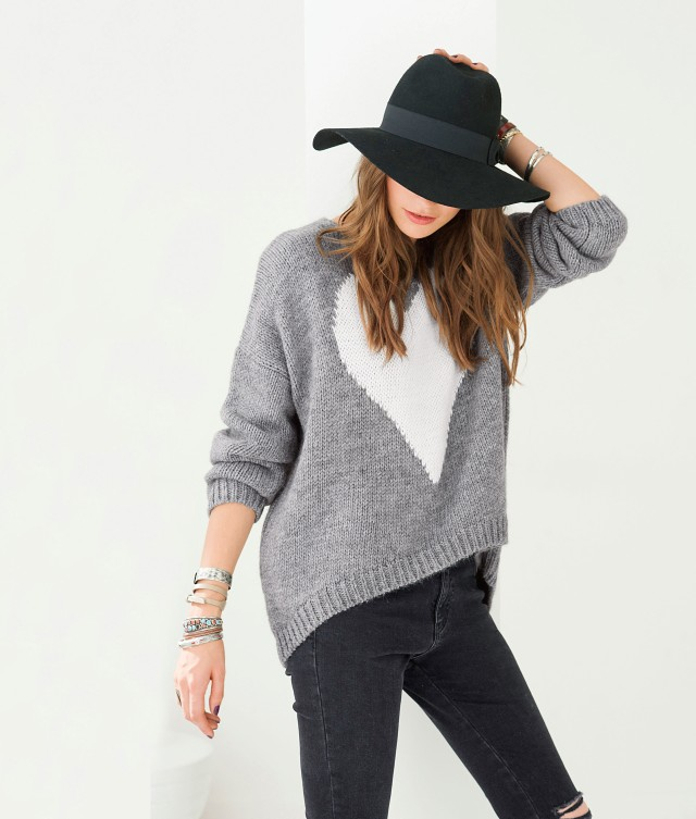 LA-REDOUTE---Soft-Grey-heart-pullover---34.99