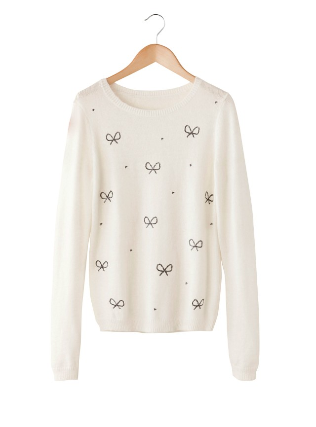 LA-REDOUTE---Soft-Grey-ribbon-pullover---34.99